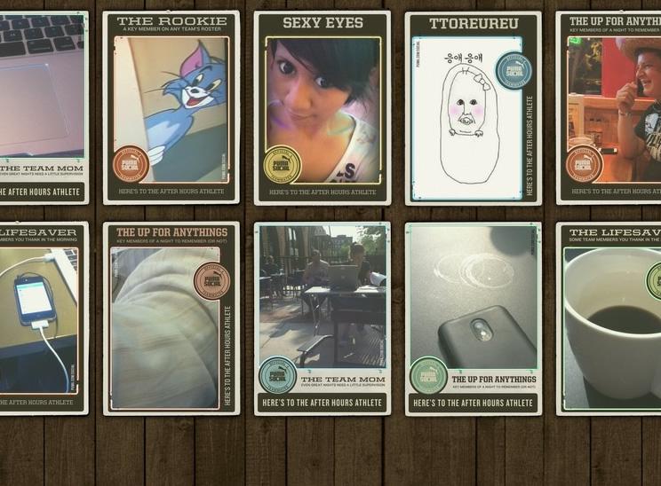 Puma Social Cards