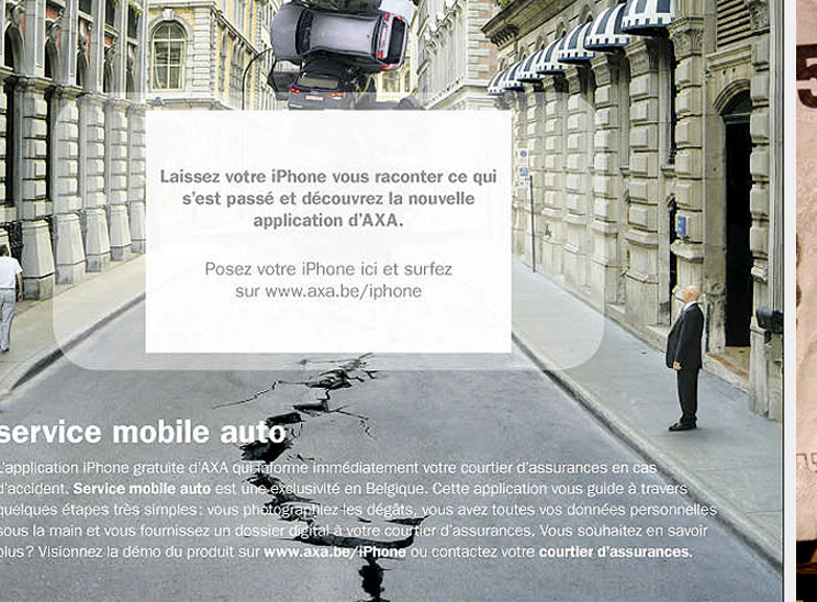 Axa Insurance App