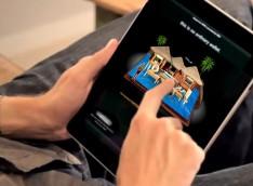 visa iPad ads