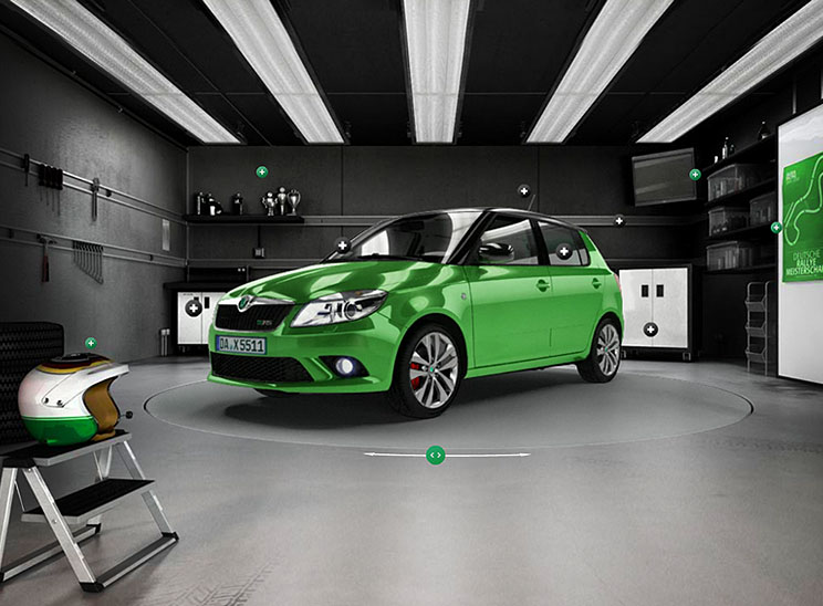 Fabia in House