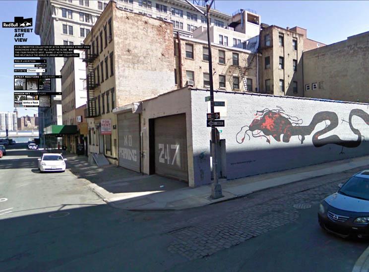 Red Bull Global Street Art Museum